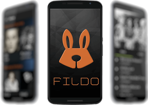 Fildo | MP3 Downloader,  Android Application